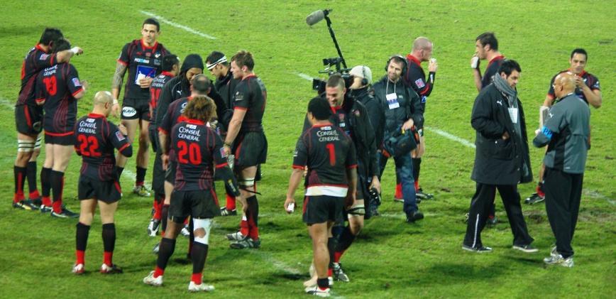 Match Paris-Toulon