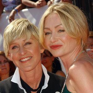 Portia de Rossi et Ellen DeGeneres vont devenir mamans