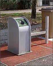 La collecte des déchets par aspiration pneumatique