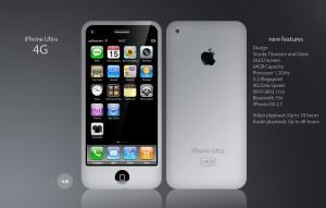 Concept iPhone 4G - 1