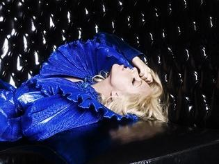 Lady Gaga nue dans Playboy ?