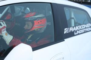 F1 - Kimi Raikkonen termine 17ème du Vaakuna Rally en Finlande