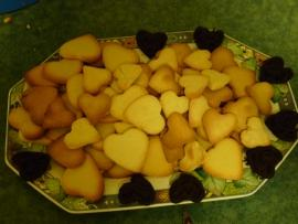 repas de saint valentin