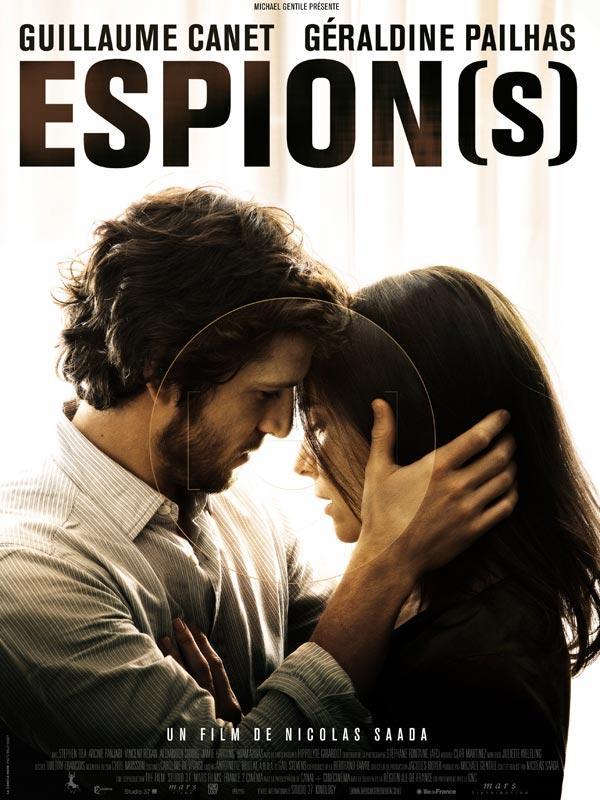 Affiche du film Espion(s) de Nicolas Saada