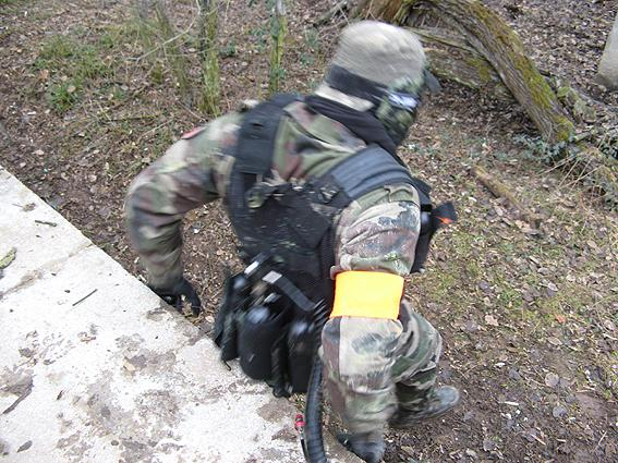 Paintball 16 eme fois: operation snowstorm ii