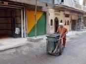 Caire propreté rues