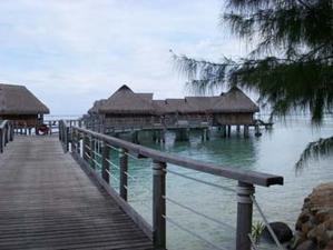 Hotel Sofitel Moorea. Polynesie Française.
