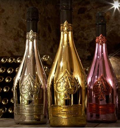 Armand Brignac: champagne