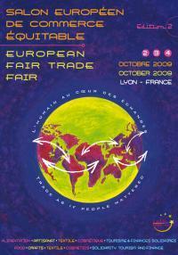 2ème édition du salon Européen de Commerce Equitable