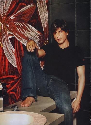 Shahrukh Khan in Filmfare