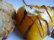Terrine toute light oranges sablés américains cream cheese noix