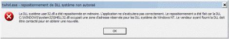 Fichier DLL Windows