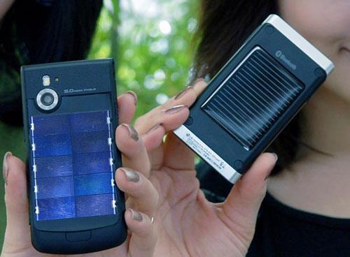 LG Solar Mobile