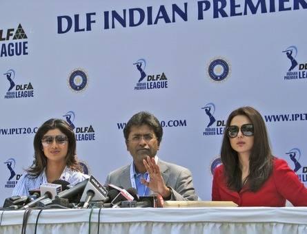 Preity-Shilpa : Nous ne sommes pas en guerre