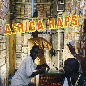 L'afrique rappe