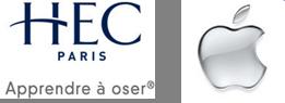 HEC et Apple s'associent