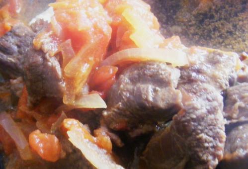 Le goulash hongrois