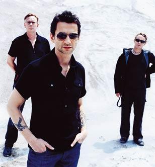 Le nouveau single de Depeche Mode dispo !