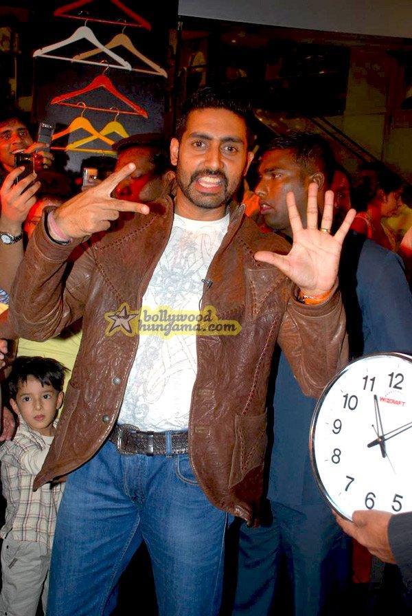[PHOTOS] Abhishek Bachchan bat le record pour Delhi-6