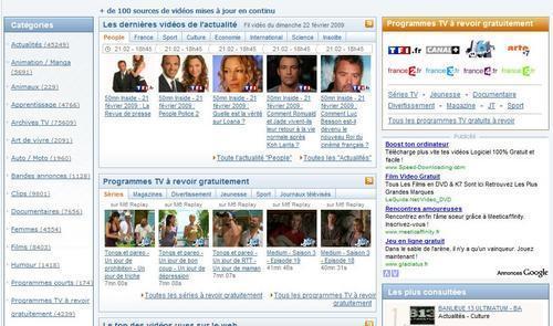 Regardez la télé en différé grâce a TotalVod.com ...