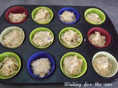 ≈ muffins choco orange ≈