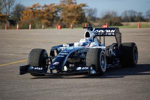 F1 - On garde les mêmes couleurs chez Williams !