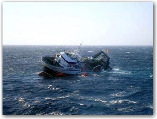 Canada Sinking Ship