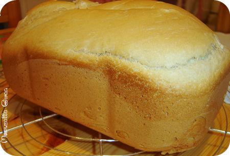 Le pain de mie trop bon de Miss Papilles