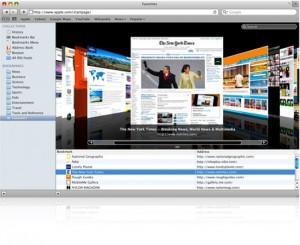 logiciels  Sortie de Safari 4 en bêta