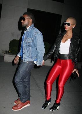 Kanye West goûte aux joies de l'amour