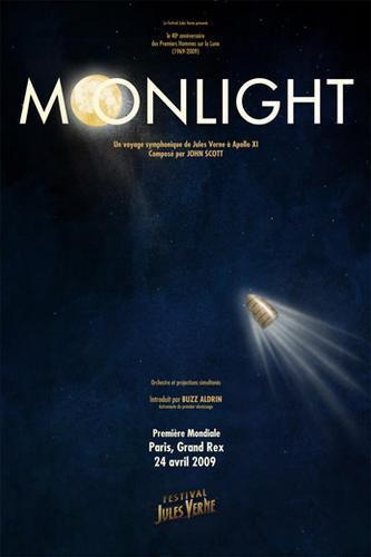 Le Festival Jules Verne - célèbre les premiers hommes sur la Lune 1969-2009 40 ans d'Apollo 11
