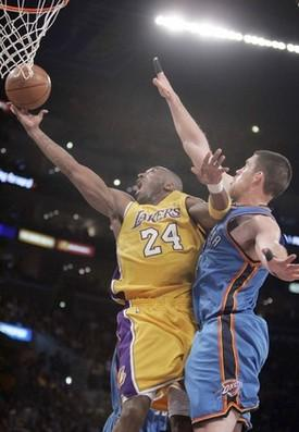 Preview: 24.02.09 Lakers @ Thunder