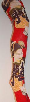 Celeste-steine-geisha-rouge