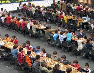 Les échecs à l'école