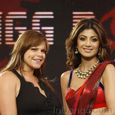 Shilpa Shetty était invitée au mariage de Jade Goody