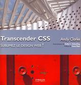 couverture du livre d'Andy Clarke - Trancender CSS