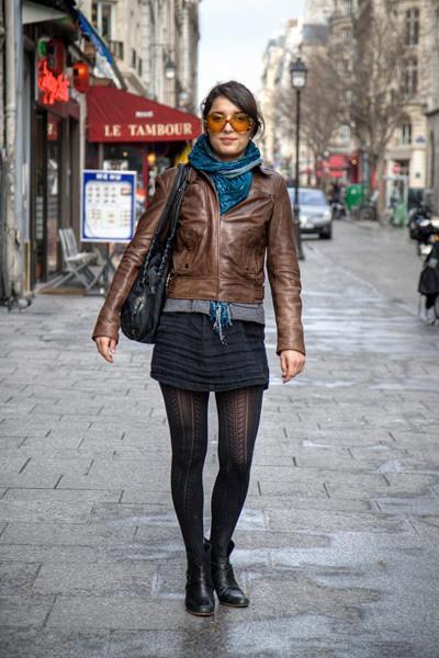 Deniz - Paris, rue Montmartre