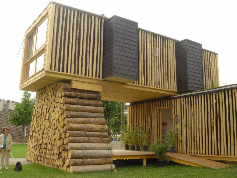 Maison evolutiv paperblog - Mini casas prefabricadas ...