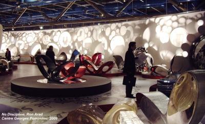 ron arad r invente les courbes au centre georges pompidou paris paperblog. Black Bedroom Furniture Sets. Home Design Ideas