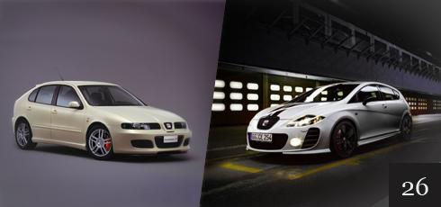 Great Redesigns | Function Design Blog | Seat Leon
