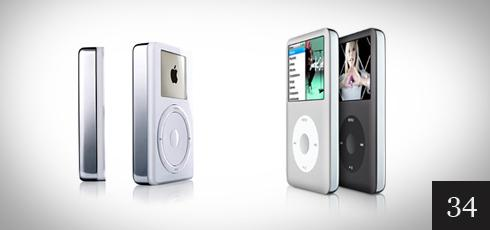 Great Redesigns | Function Design Blog | Apple iPod