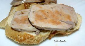Foie de lotte et truffe p trossian au menu voir - Cuisiner le foie de lotte ...