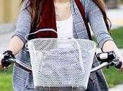 Miley Cirus adore bicyclette