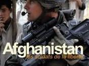 Avec soldats Afghanistan