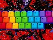 Electro Keyboard Drum