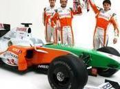 Adrian Sutil vise points avec Force India