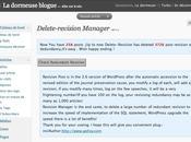 Petits moyens pour contenir optimiser base données d'un blog sous
