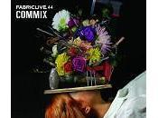 Fabric Live Commix vidéo