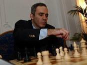 Kasparov affirme suprématie d'Anand échecs touche