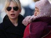 Michelle Williams veut fuir paparazzis France